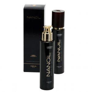 Haaröl Nanoil - Regeneration und Schutz der Haare